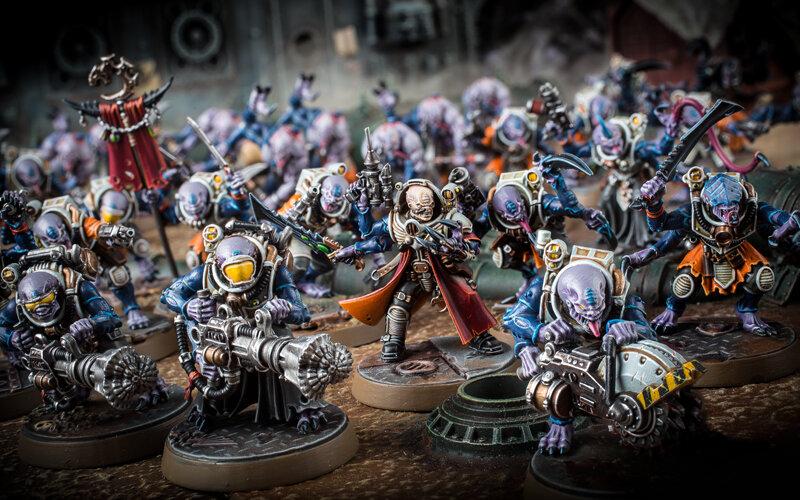 Faction Focus : Genestealer Cult - The Art of War